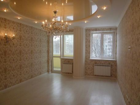Шикарный ремонт квартир фото